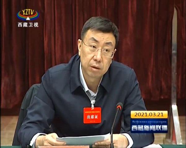 王卫东主持召开西藏自治区党委第十轮巡视工作动员部署会