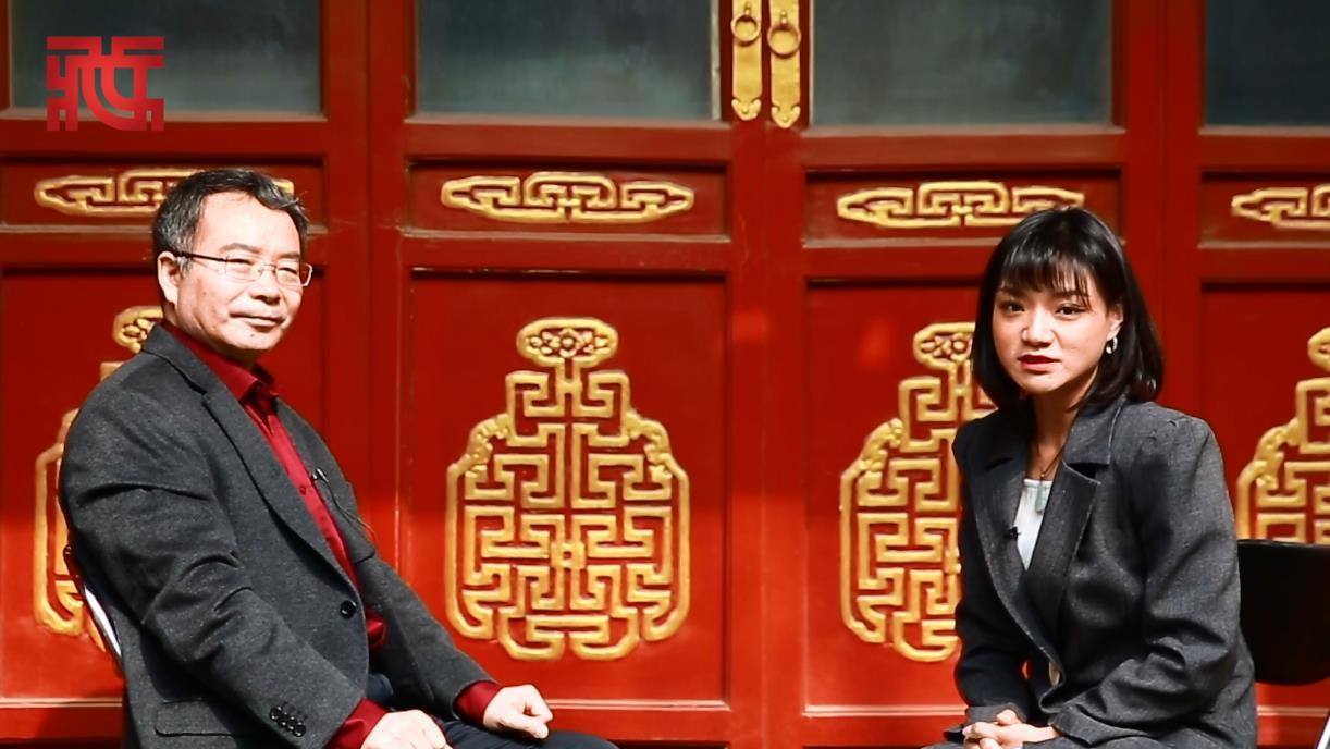 【小西Vlog两会特辑】桑吉扎西:凝结各民族智慧和力量 铸牢中华民族共同体意识