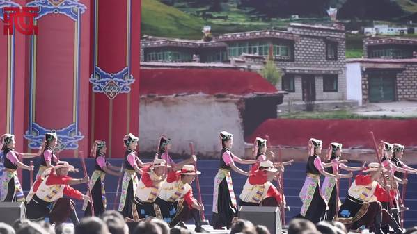 2021雅砻文化旅游节西藏山南开幕