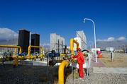 拉萨储存600余吨天然气