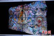 青海3D唐卡问世 欲实现藏文化艺术虚拟传播