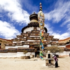 西藏塔王·白居寺