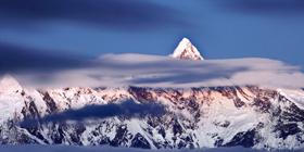 冰山之父·南迦巴瓦