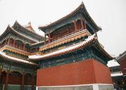 雍和宫:皇都尘嚣中的喇嘛庙