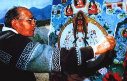 安多强巴,藏族绘画艺术的精神标识