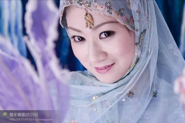 穆斯林女生刮毛
