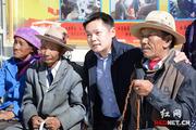 【2015湖南媒体山南行】援藏干部黎明:我的两次热泪盈眶