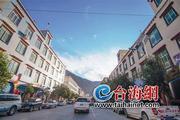 闽援藏干部走进农家 朗县有了万元村还将有体育场
