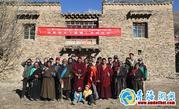 藏族公益电影短片《暮·静》顺利杀青