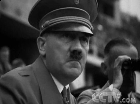 末日挣扎 想不到这里竟成为希特勒最后的希望