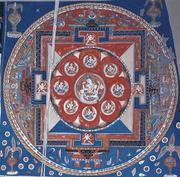 西藏最大佛教石窟遗址濒危壁画临摹复制工程完工