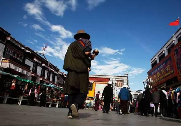 Tibet share similar look with these places around the world