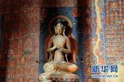 "Tibet's millennia grotto murals ""cloned"""
