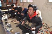 西藏类乌齐县吉多乡打造金银器加工产业 传承民族瑰宝