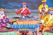 音符在石头上跳舞:西藏石琴发出天籁之音
