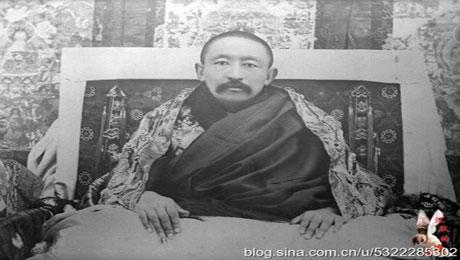 第九世班禅额尔德尼·曲吉尼玛:杰出的反帝国主义领袖