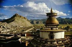 Phalkor Monastery: Tibet's king of pagodas