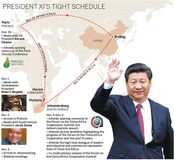 Xi ready to point way on climate