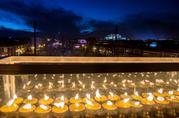 西藏各地举行燃灯佛事活动