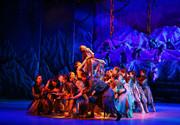 西藏首部原创民族舞剧《太阳的女儿》举行汇报演出