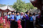 更能打动人心的是这里人们的幸福笑脸——海外华文媒体见证四川藏区群众幸福美丽和谐家园