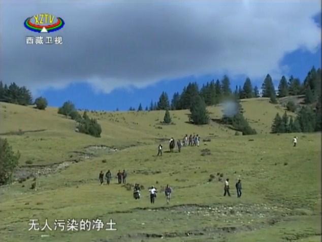药王山里的藏医扎加