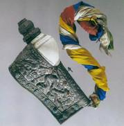 """""""西藏罗布林卡文物精品展""""首次在颐和园展出"""