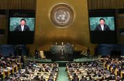 """联合国大会一般性辩论:奥巴马PK普京 习近平发""""大红包"""""""
