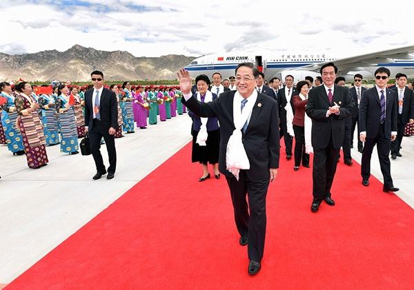 西藏已准备好了,请首长检阅