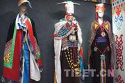 50年大庆后 到西藏能看见霸气的服饰