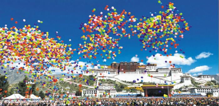 """十个词就能读懂""""西藏2015"""""""
