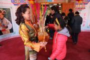 2016年春节、藏历新年年俗文化活动开展