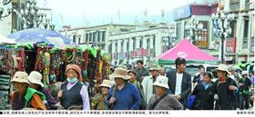 Tibet's industrial added value reaches 327 mln yuan in Q1