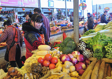 Tibet saw grain and vegetable harvests in 2015