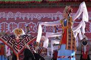 拉萨举行系列年俗文化活动