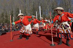 Lhasa holds a series of New Year culture activities