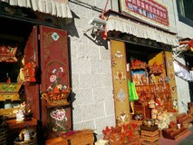 Lhasa gets ready for Chinese New Year and Losar