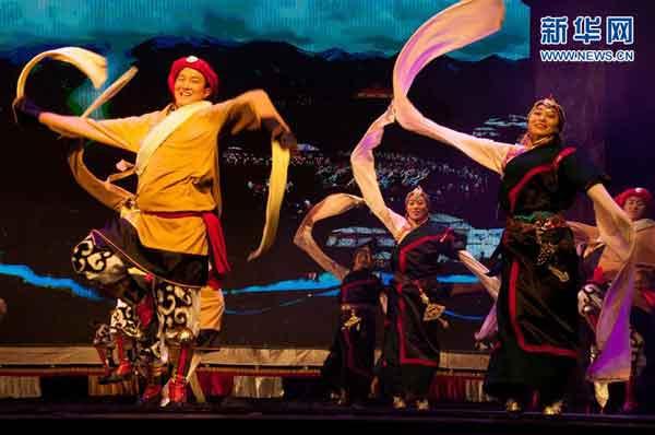 World longest epic musical debuts in Chengdu