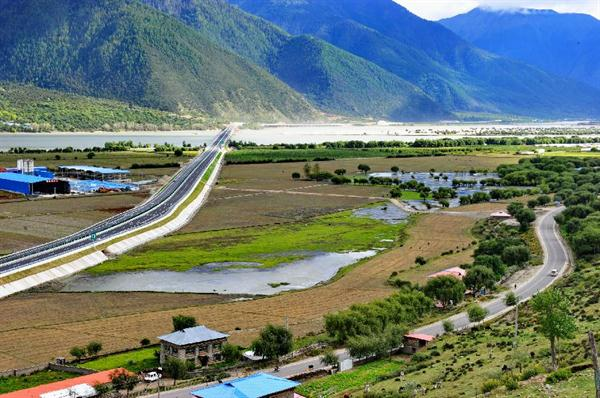 Introduction to transportation in Tibet