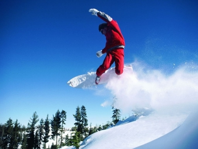 Tibet perfect for winter sports