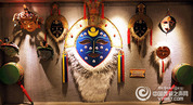 藏戏面具:以表情诉说藏族文化