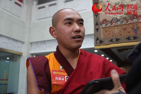 Tibetan CPPCC religious member: We can help spot fraudulent Rinpoches