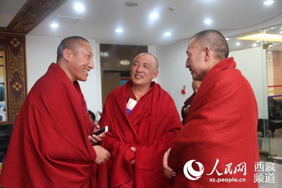 Religious policy advisors commended by CPPCC Tibet Committee
