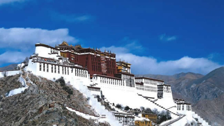Tibet to build China's highest-altitude heating engineering project