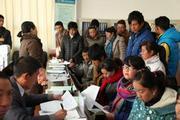 """西藏""""十二五""""期间就业指标超额完成"""