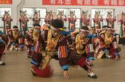 藏晚第一次舞蹈类节目审查曝光