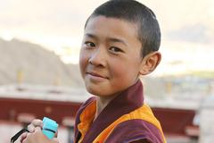 Uncovering the monastic life of young Tibetan rinpoches