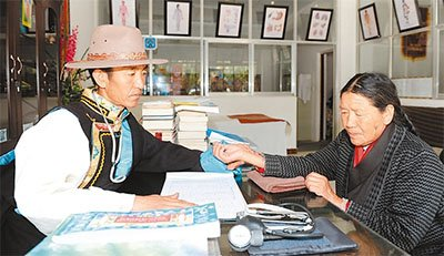 Qinghai innovates Tibetan medicine inheritance