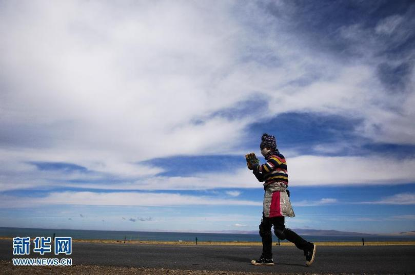 Qinghai Lake largest in 16 years, boosting ecology: Experts