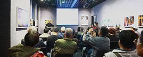 成卫东《佛缘》主题摄影交流会在京举行